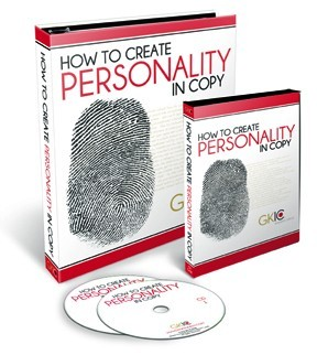 GKIC, Personality in Copy, Business Book, Russell Brunson, Matt Capell, Online Review System, Copy Writing Help, Dan Kennedy Programs